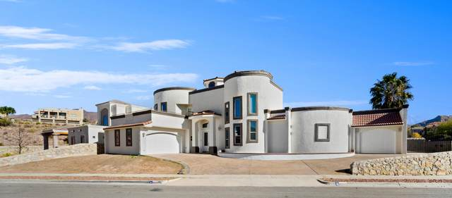 6510 Franklin Cove Place, El Paso, TX 79912 (MLS #838556) :: The Purple House Real Estate Group
