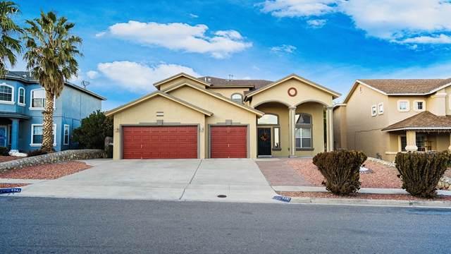 4341 John B. Oblinger Drive, El Paso, TX 79934 (MLS #838574) :: The Purple House Real Estate Group