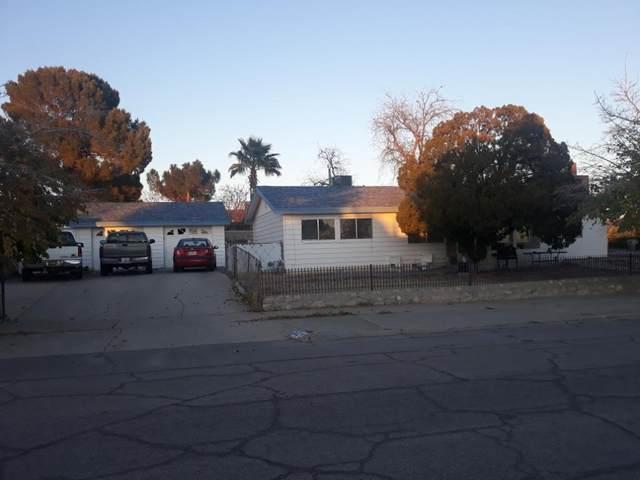 6251 Gila Road, El Paso, TX 79905 (MLS #838600) :: Preferred Closing Specialists