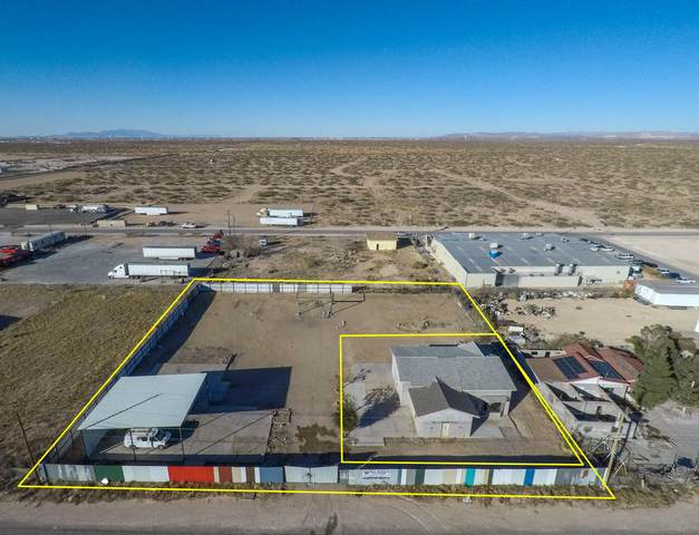 13671 Paredon Drive, Socorro, TX 79927 (MLS #838639) :: The Purple House Real Estate Group