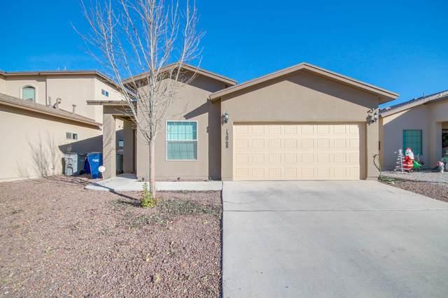 12068 Prairie Ridge Street, El Paso, TX 79934 (MLS #838655) :: The Purple House Real Estate Group