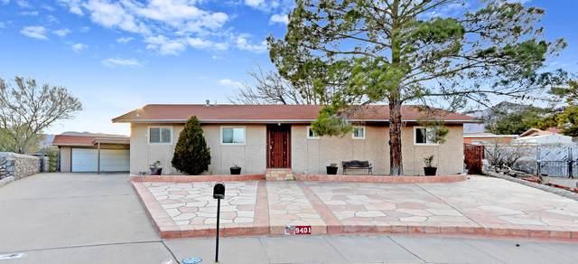 9401 R W Hoyt Way, El Paso, TX 79924 (MLS #838658) :: The Purple House Real Estate Group
