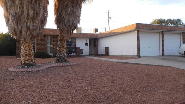 2709 Eads Place, El Paso, TX 79935 (MLS #838672) :: The Purple House Real Estate Group