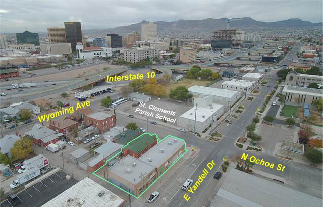 700-710 E Yandell, El Paso, TX 79901 (MLS #838691) :: The Purple House Real Estate Group