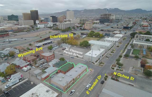 700-710 E Yandell, El Paso, TX 79901 (MLS #838691) :: Preferred Closing Specialists