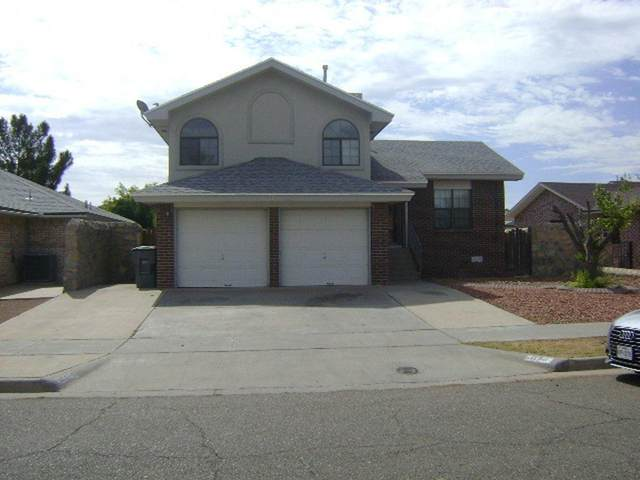 1756 Gregory Jarvis Drive, El Paso, TX 79936 (MLS #838694) :: Preferred Closing Specialists
