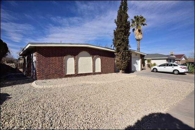 3453 E Glen Drive, El Paso, TX 79936 (MLS #838710) :: The Purple House Real Estate Group