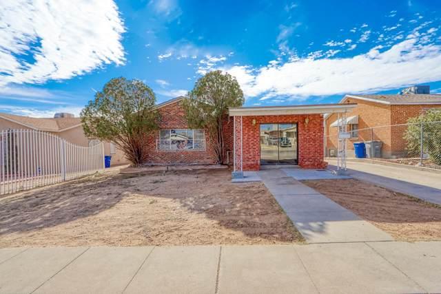 3722 Jefferson, El Paso, TX 79930 (MLS #838712) :: The Purple House Real Estate Group