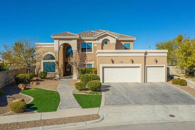 6325 Franklin Crest Drive, El Paso, TX 79912 (MLS #838714) :: The Purple House Real Estate Group