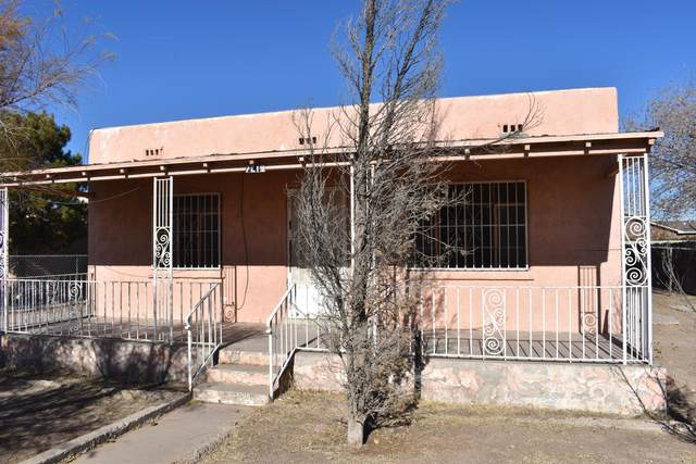 7219 Dale Road, El Paso, TX 79915 (MLS #838719) :: The Purple House Real Estate Group