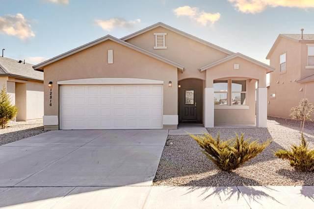12816 Runway Avenue, El Paso, TX 79928 (MLS #838720) :: The Purple House Real Estate Group