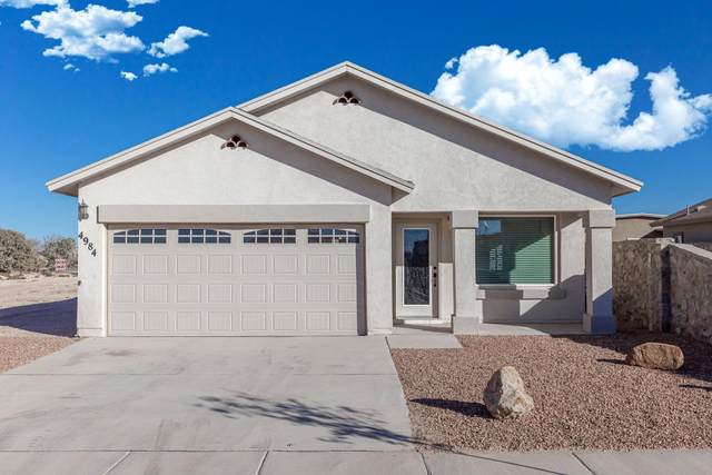 4984 Marcella Santillana, El Paso, TX 79938 (MLS #838722) :: The Purple House Real Estate Group