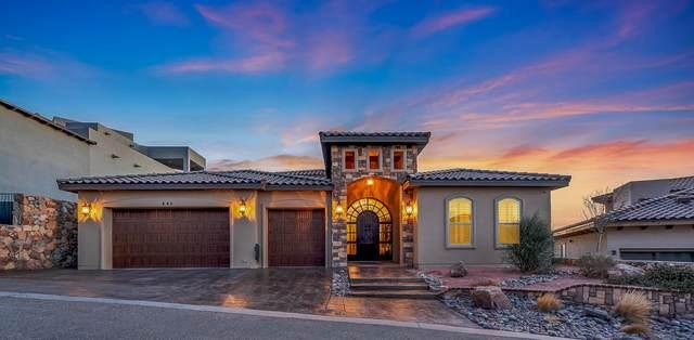 440 Majestic Mountain Drive, El Paso, TX 79912 (MLS #838728) :: Summus Realty