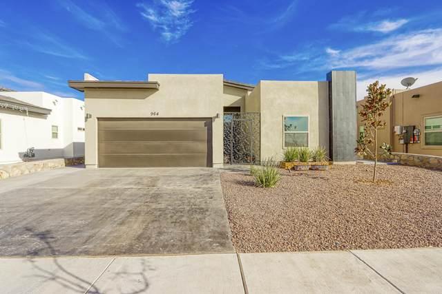 964 Rothbury Street, El Paso, TX 79928 (MLS #838729) :: The Purple House Real Estate Group