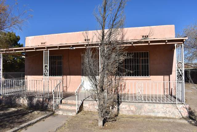 7219 Dale Road, El Paso, TX 79915 (MLS #838776) :: The Purple House Real Estate Group