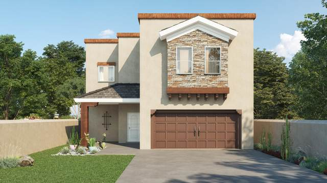 641 W La Entrada Circle, Sunland Park, NM 88063 (MLS #838794) :: The Purple House Real Estate Group