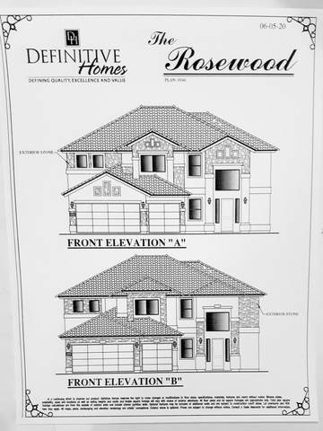12478 Pleasant Crest, El Paso, TX 79928 (MLS #838801) :: The Purple House Real Estate Group