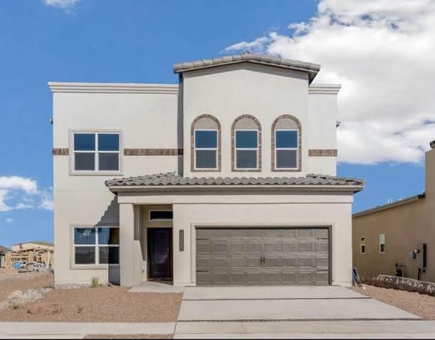 665 W La Entrada Circle, Sunland Park, NM 88063 (MLS #838809) :: The Purple House Real Estate Group