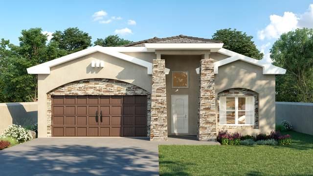 669 W La Entrada Circle, Sunland Park, NM 88063 (MLS #838810) :: The Purple House Real Estate Group
