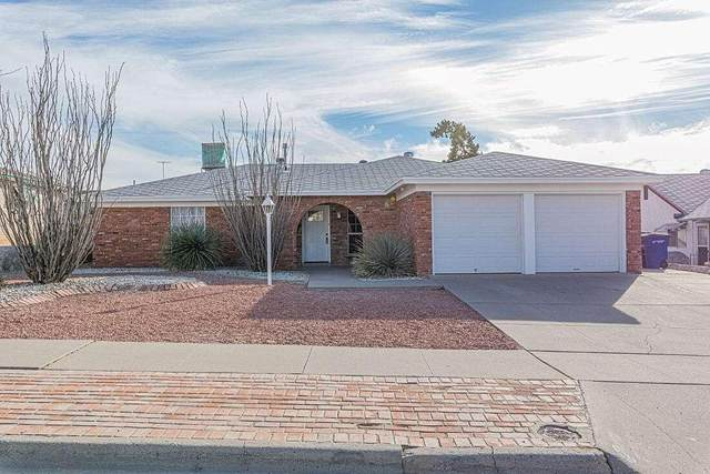 10552 Lakewood Avenue, El Paso, TX 79925 (MLS #838814) :: The Purple House Real Estate Group