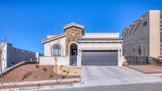 7451 Wooden Nickel Drive, El Paso, TX 79911 (MLS #838818) :: Preferred Closing Specialists