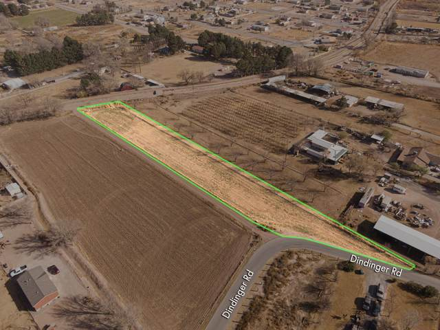 TBD Dindinger, El Paso, TX 79927 (MLS #838840) :: The Purple House Real Estate Group