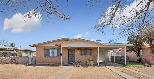 9212 Mt Shasta Drive, El Paso, TX 79924 (MLS #838843) :: The Purple House Real Estate Group
