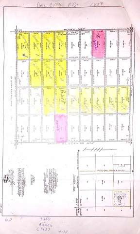 20 Vista Heights, Sierra Blanca, TX 79851 (MLS #838863) :: The Purple House Real Estate Group