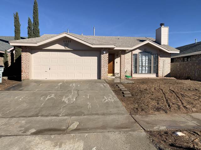 11537 Blue Feather Court, El Paso, TX 79936 (MLS #838866) :: The Purple House Real Estate Group