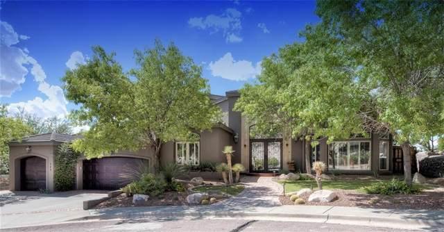 745 Los Miradores Drive, El Paso, TX 79912 (MLS #838872) :: The Purple House Real Estate Group