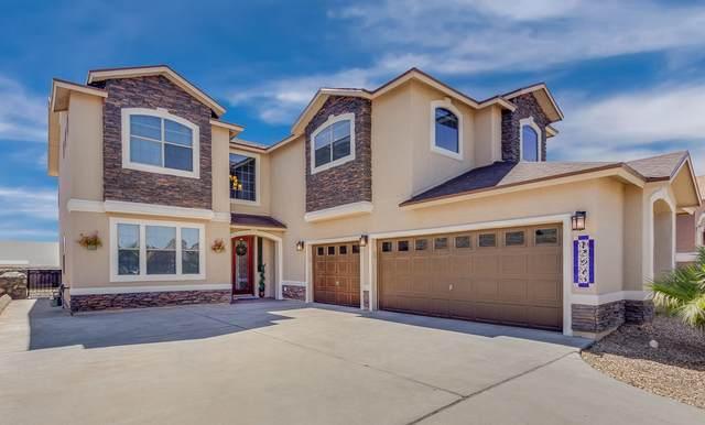 12576 Globe Mallow, El Paso, TX 79928 (MLS #838886) :: The Purple House Real Estate Group