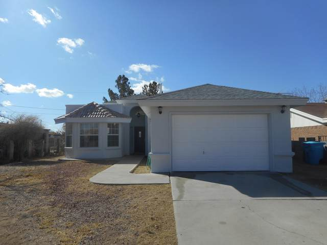 11536 Ernest Road, Socorro, TX 79927 (MLS #838887) :: The Purple House Real Estate Group
