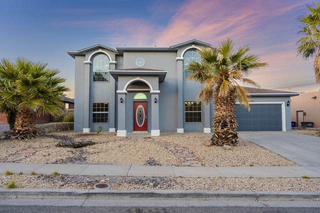 4321 John B. Oblinger Drive, El Paso, TX 79934 (MLS #838900) :: Preferred Closing Specialists