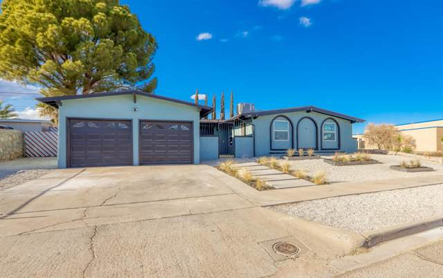 3025 Archie Drive, El Paso, TX 79935 (MLS #838909) :: The Purple House Real Estate Group