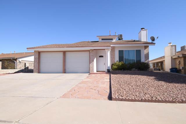 9180 Omar Bradley Drive, El Paso, TX 79924 (MLS #838911) :: The Purple House Real Estate Group