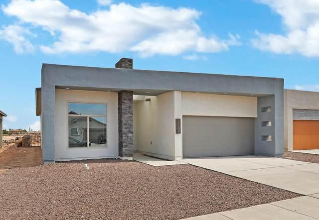 12568 Barbaro, El Paso, TX 79928 (MLS #838918) :: The Purple House Real Estate Group