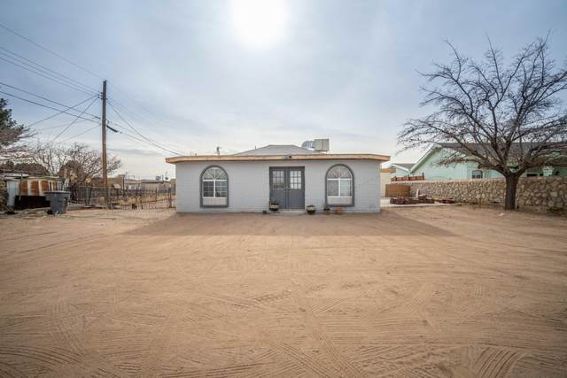 4860 Vulcan Avenue, El Paso, TX 79904 (MLS #838919) :: The Purple House Real Estate Group