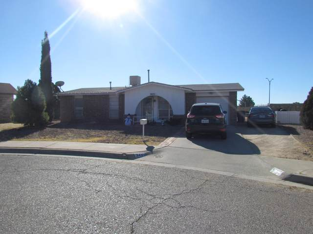 3405 Killeen Place, El Paso, TX 79936 (MLS #838926) :: The Purple House Real Estate Group