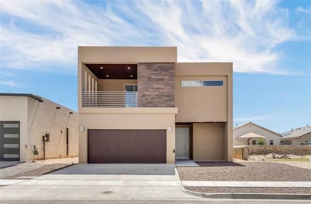 12570 Barbaro Way, El Paso, TX 79928 (MLS #838933) :: The Purple House Real Estate Group