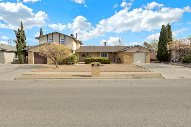 1848 Jack Nichlaus Drive, El Paso, TX 79935 (MLS #838940) :: Preferred Closing Specialists