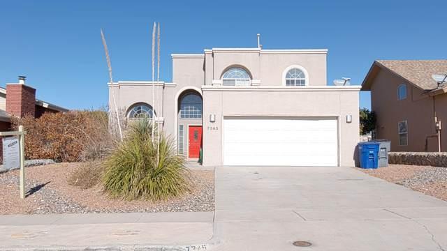 7345 Luz De Lumbre Avenue, El Paso, TX 79912 (MLS #838963) :: The Purple House Real Estate Group