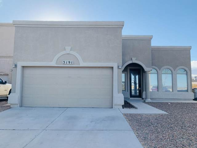 3191 Diego Aidan Drive, El Paso, TX 79938 (MLS #838968) :: The Purple House Real Estate Group