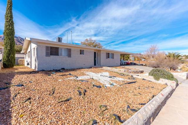 8709 Magnetic Street, El Paso, TX 79904 (MLS #838973) :: The Purple House Real Estate Group