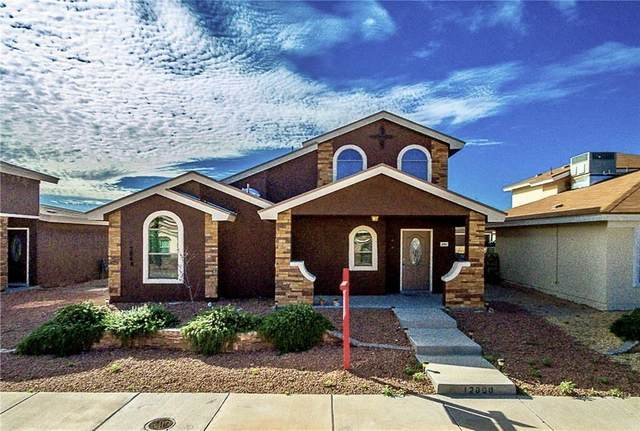 12868 Hueco Cave Drive, El Paso, TX 79938 (MLS #838981) :: The Purple House Real Estate Group