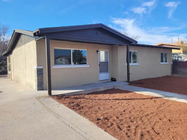 1129 Hunter Drive, El Paso, TX 79915 (MLS #838987) :: Preferred Closing Specialists