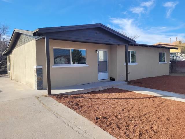 1129 Hunter Drive, El Paso, TX 79915 (MLS #838987) :: The Purple House Real Estate Group