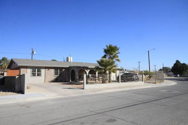 405 Arvin Circle, El Paso, TX 79907 (MLS #838989) :: Jackie Stevens Real Estate Group brokered by eXp Realty