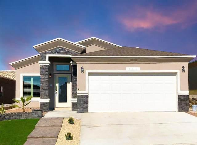 14912 Tierra Eliana, El Paso, TX 79938 (MLS #838991) :: Jackie Stevens Real Estate Group brokered by eXp Realty