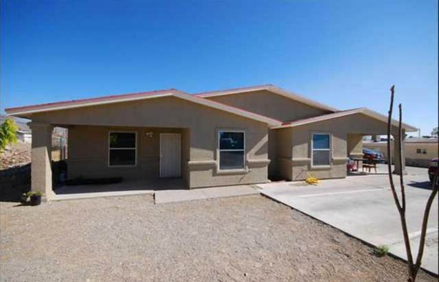 8417 Mercury Street A & B, El Paso, TX 79904 (MLS #839076) :: The Purple House Real Estate Group