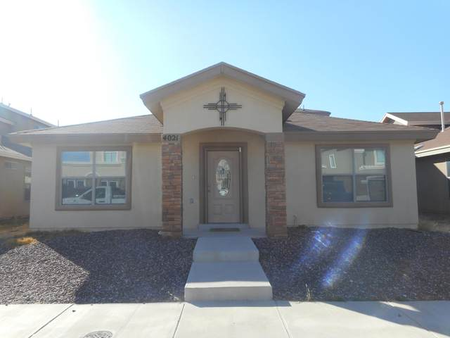 4021 Hueco Land Lane, El Paso, TX 79938 (MLS #839081) :: The Purple House Real Estate Group